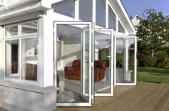 uPVC Bi-Fold Doors Peterborough