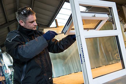 Window Repairs and Refurbishment