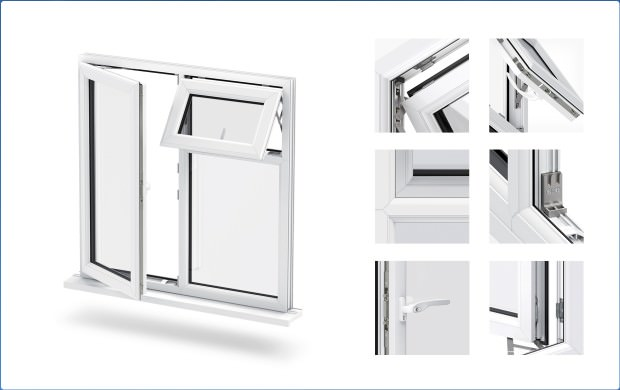 Casement Windows Peterborough
