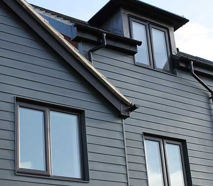 guttering soffits fascias Peterborough