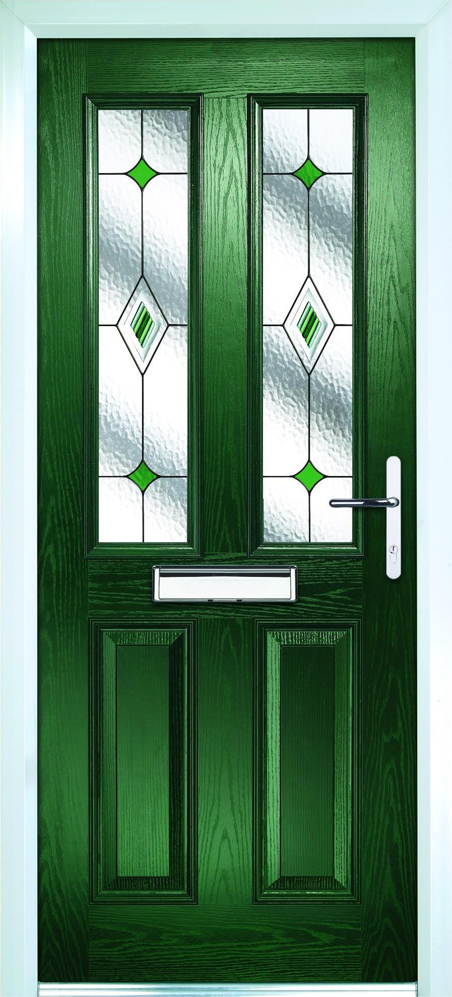 green Composite doors Peterborough