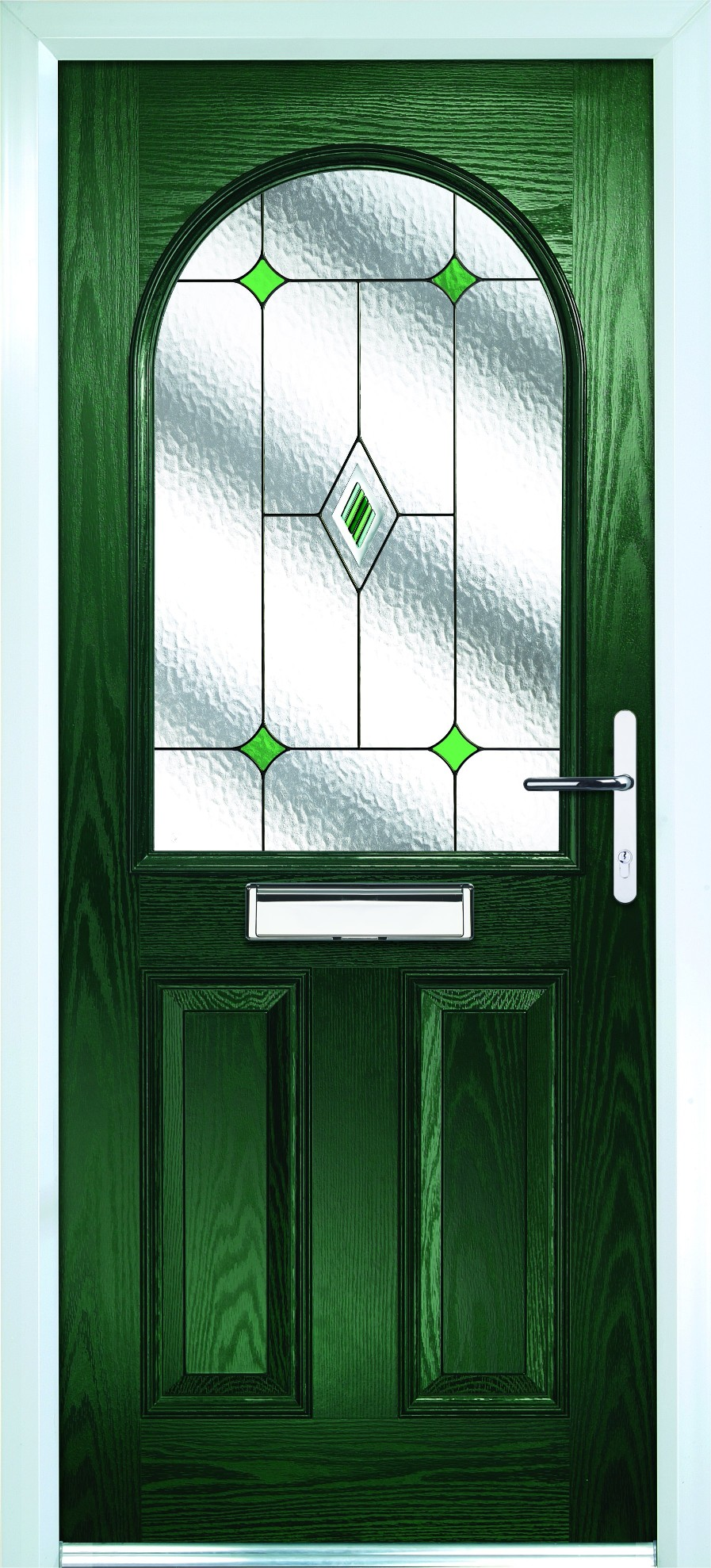traditional style Composite doors Peterborough