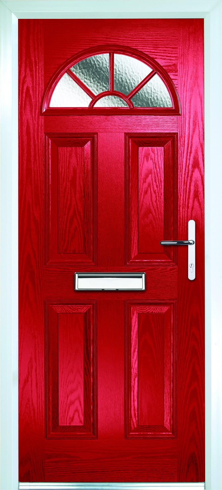 half moon Composite doors Peterborough