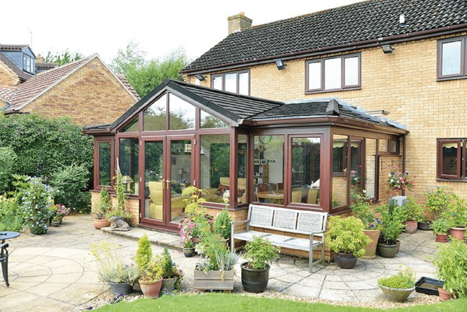 Replacement conservatory roofs peterborough
