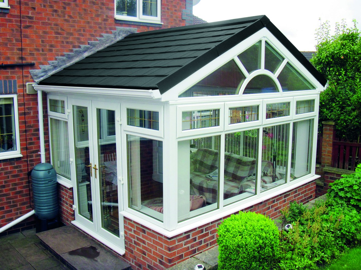 Replacement conservatory roof peterborough