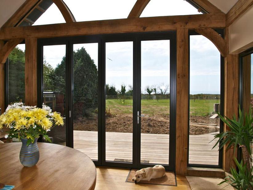 energy efficient bi-fold doors peterborough