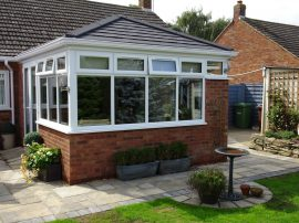 conservatory roof peterborough