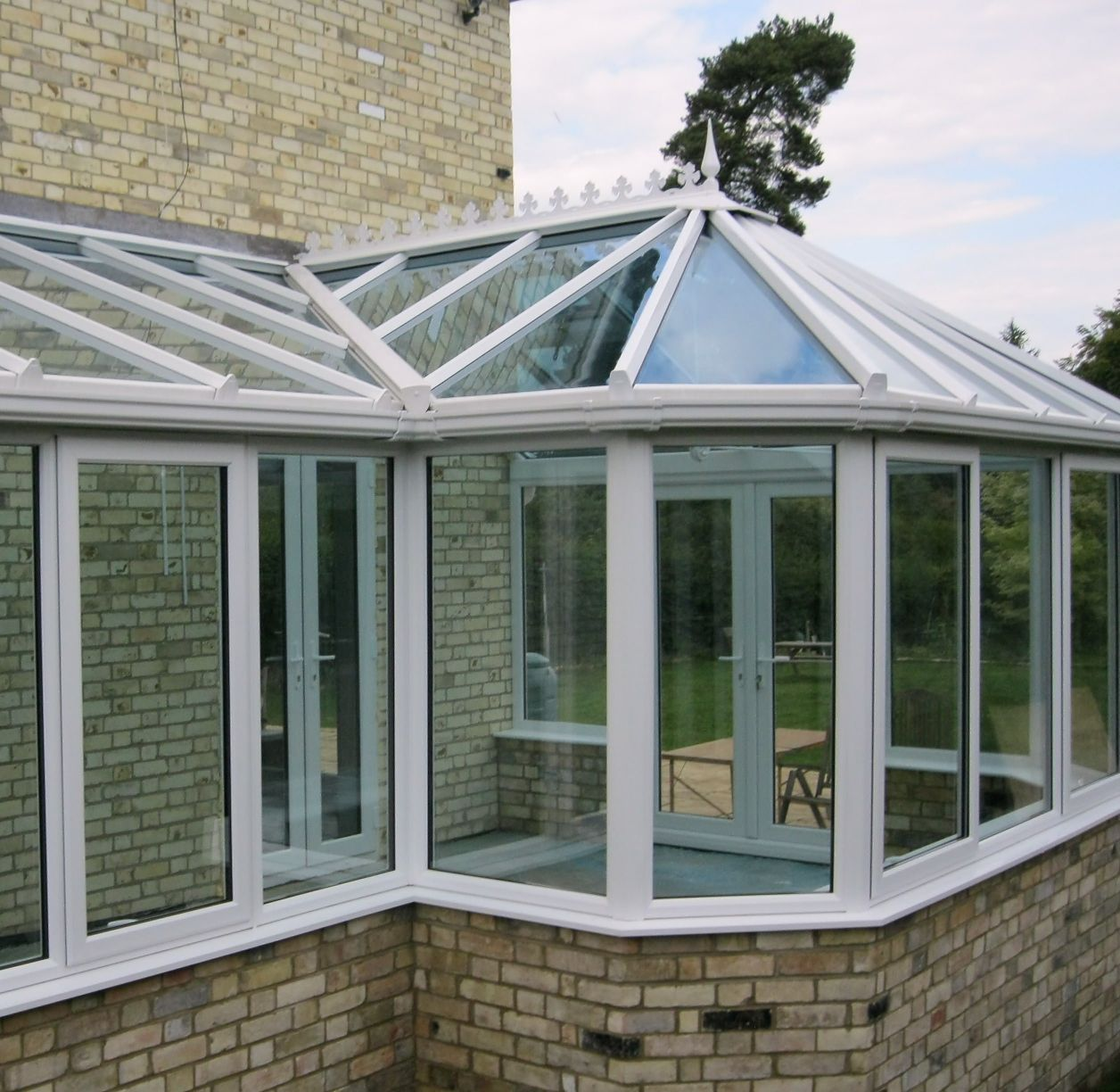 Conservatory prices peterborough
