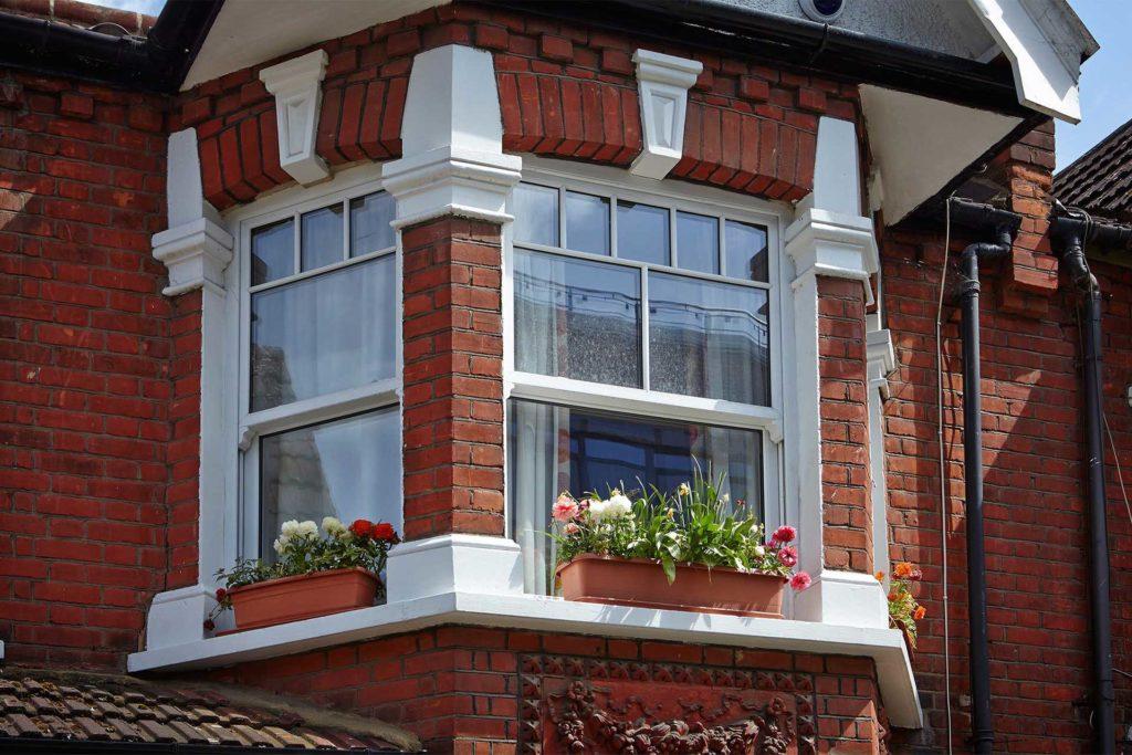 Sliding Sash windows Yaxley